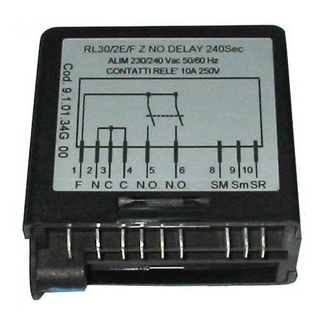 RELAIS GICAR RL30/E2F/Z 230V - IQ6747