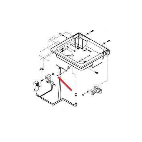 ECROU INOX AUTOBL. M4 VM315 ORIGINE ORVED - BEQ99