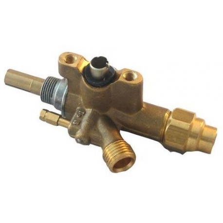 ROBINET GAZ 703882148 ECA ORIGINE INOKSAN - VAXQ656