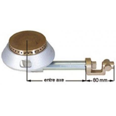 BRULEUR COMPLET ENTRAXE 110MM - TIQ63159
