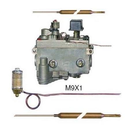 VALVE MINISIT TC M9X1 ENTREE 1/2F SORTIE 3/8F TMINI 30°C TMA - TIQ6455