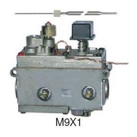 VALVE MINISIT FOUR RAC TC M9X1 ENTREE 1/2F SORTIE 3/8F TMINI - TIQ6457