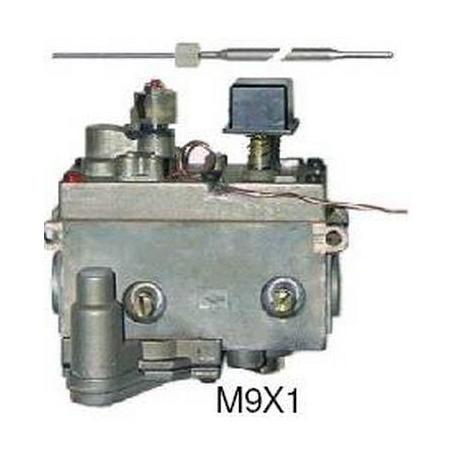 VALVE MINISIT FRITEUSE FIX TC M9X1 ENTREE 1/2F SORTIE 3/8F - TIQ6459
