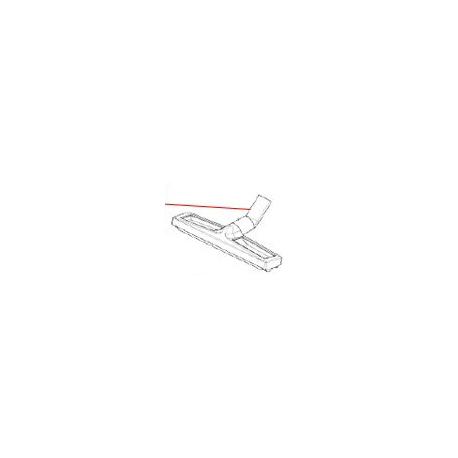 BROSSE POUSSIERES DIAM 40 MM ORIGINE NILFISK - AVQ8863