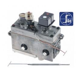 VALVE MINISIT FRITEUSE ENTREE 1/2F SORTIE 3/8F TMINI 110°C - TIQ6409