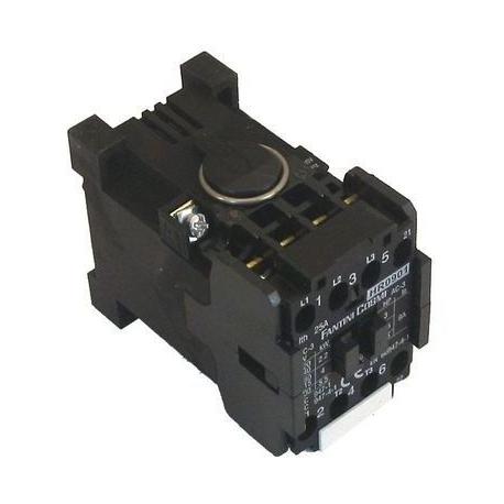 CONTACTEUR TEC4P - TIQ64133