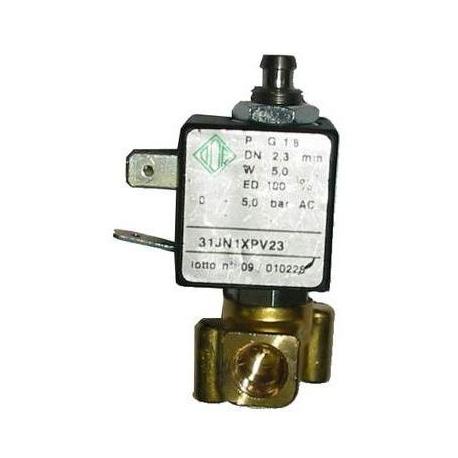 ELECTROVANNE ODE 3VOIES 5W 230-240V AC 50-60HZ ENTREE 1/8F - IQN327