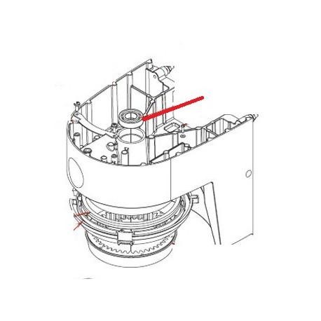VIS PT WN K40/16 BXR J X10 ORIGINE DITO SAMA-ELECTROLUX - QFQ5Q6554