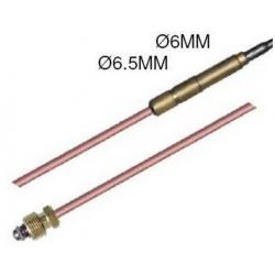 THERMOCOUPLE SIT M10X1 LISSE L:1000MM ORIGINE