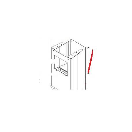 TOLE ARRIERE MONO EQ XBM20/30 ORIGINE DITO SAMA-ELECTROLUX - QFQ5Q7232