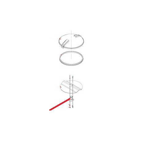 PLATEAU ABRASIF EMBALLE T5E ORIGINE DITO SAMA-ELECTROLUX - QFQ5Q8642