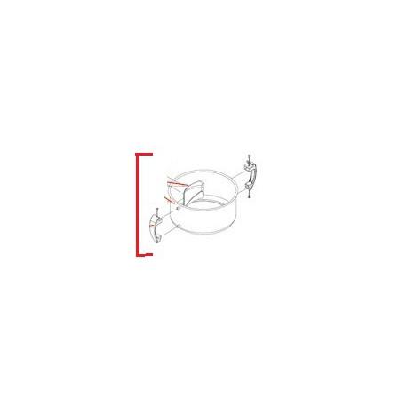 CUVE STANDARD COMPLETE T5E ORIGINE DITO SAMA-ELECTROLUX - QFQ5Q8757
