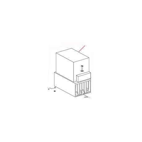 VARIATEUR FREQ.230V XBE10 ORIGINE DITO SAMA-ELECTROLUX - QFQ5Q0879