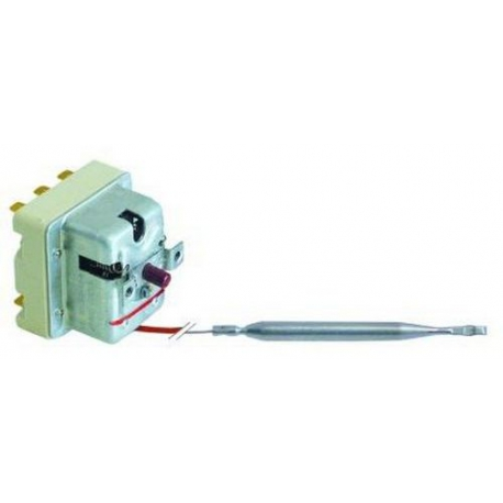 THERMOSTAT SECURITE 400V 10A TMAXI 250°C CAPILAIRE 1600MM - TIQ75922