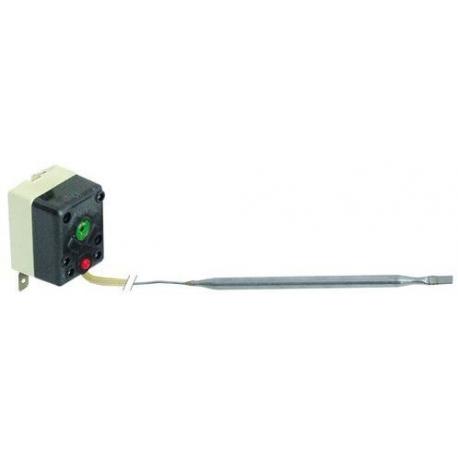 THERMOSTAT DE SECURITE 400V AC 16A TMAXI 240°C - TIQ75923