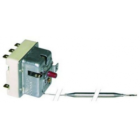 THERMOSTAT 230V 16A TMAXI 157°C TRIPHASE CAPILAIRE 900MM BUL - TIQ75064