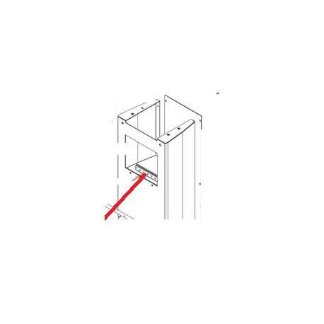 COLONNE. TABLE XBM-XBE-XBB20 ORIGINE DITO SAMA-ELECTROLUX - QFQ5Q1918