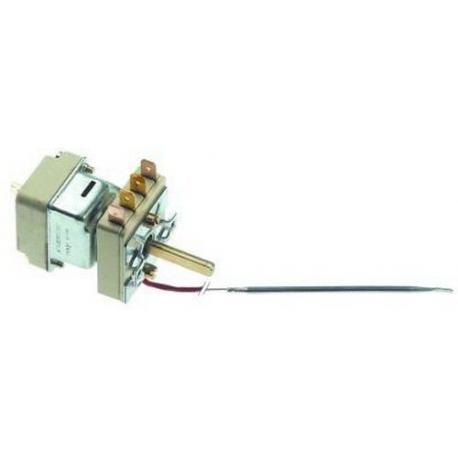 THERMOSTAT 250V 16A TMINI 50°C TMAXI 260°C CAPILAIRE 1270MM - TIQ75005