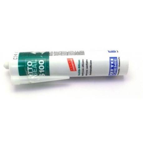 SILICONE ACETATE CARTOUCHE - TIQ65152