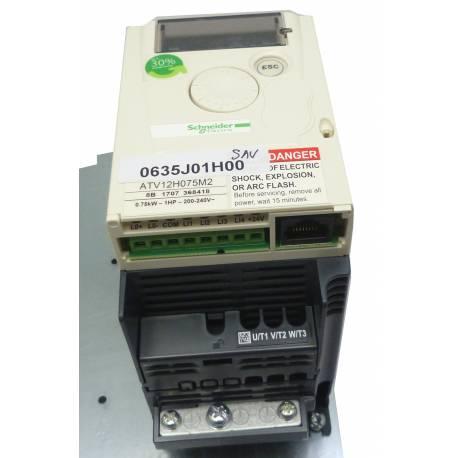 VARIATEUR ATV11 EQ XBE10 ORIGINE DITO SAMA-ELECTROLUX - QFQ5XD906