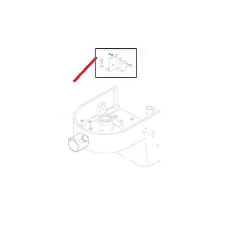 MICROCONTACT EQUIPE XBE10 ORIGINE DITO SAMA-ELECTROLUX - QFQ5XD907