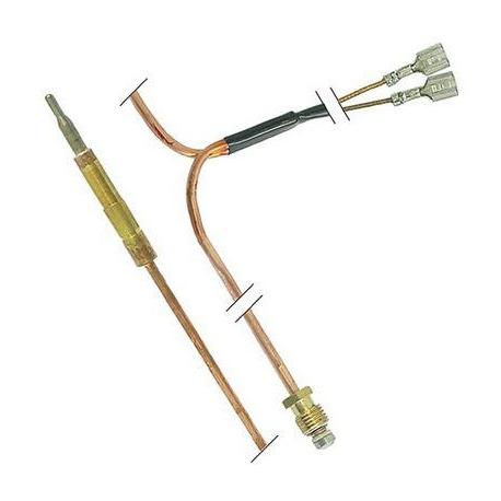 THERMOCOUPLE M9X1 COMMEXION PAR COSSE L:850MM ORIGINE - TIQ75171