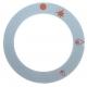 SYMBOLE MANETTE ROBINET GAZ - TIQ75100