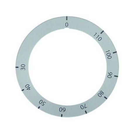SYMBOLE MANETTE 30°-110°C ORIGINE AMBACH - TIQ75127