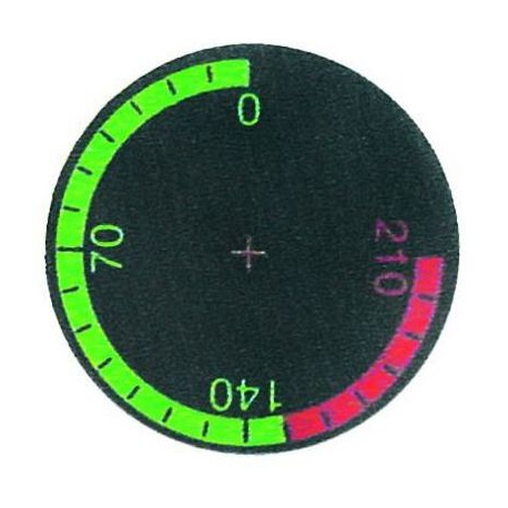 ETIQUETTE BOUTON NOIRE D150MM ORIGINE PIZZA GROUP - TIQ75143