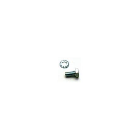VIS H M 5 X 10 INOX PAS ORIGINE SANTOS - FAQ66878
