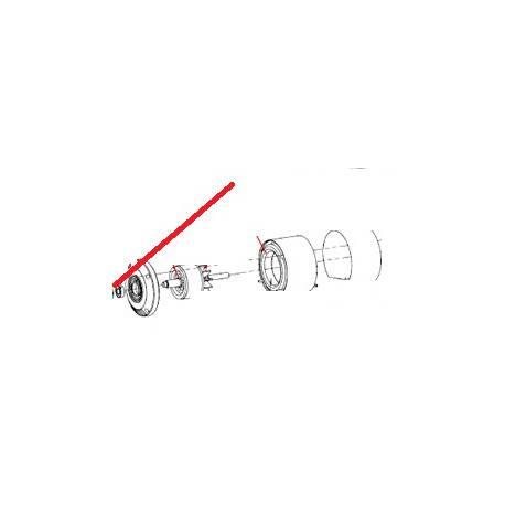 FLASQUE DIAM 160 ORIGINE SANTOS - FAQ63866