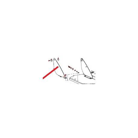 RONDELLE PLATE 7 X 24 X 1 ORIGINE SANTOS - FAQ63164