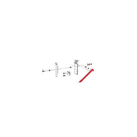 RONDELLE PLATE 4 X 10 X 1 ORIGINE SANTOS - FAQ63197
