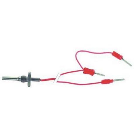 SONDE D4MM AVEC CABLE 1500MM - TIQ75350