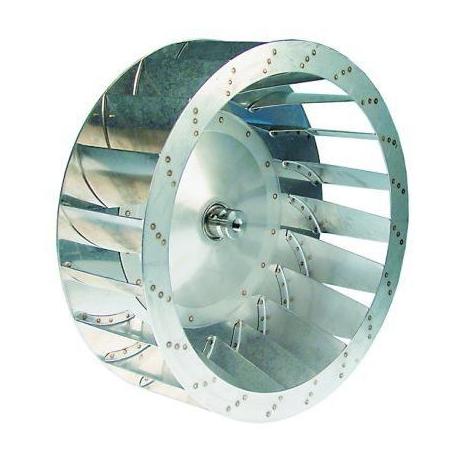TURBINE D400X135MM 20 PALETTES - TIQ75414