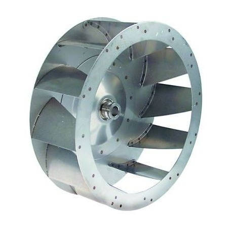 TURBINE D350X120MM 12 PALETTES ORIGINE ITW - TIQ75421