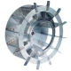 TURBINE D335X135MM 12 PALETTES - TIQ75436