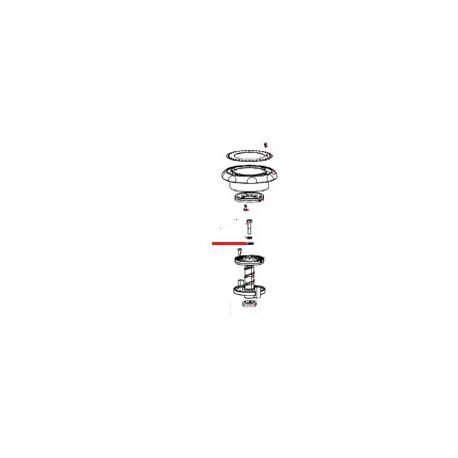 RONDELLE PLATE 6X18 ORIGINE SANTOS - FAQ00853