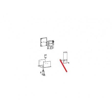 ECROU H M4 ZN ORIGINE SANTOS - FAQ00167