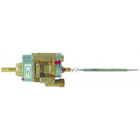 ROBINET PEL 24ST THERMOSTATIQUE RAC TC M8X1 ENTREE M20X1.5MM - TIQ76508