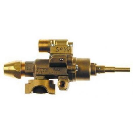 TIQ76674-ROBINET GAZ M8X1MM ORIGINE KUPPERSBUSCH