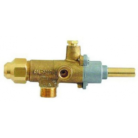 ROBINET GAZ 1.20 P/C ORIGINE - TIQ76629