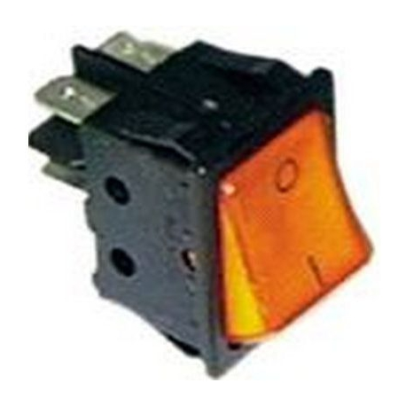 INTERRUPTEUR ORANGE 16A/250V - TIQ665566