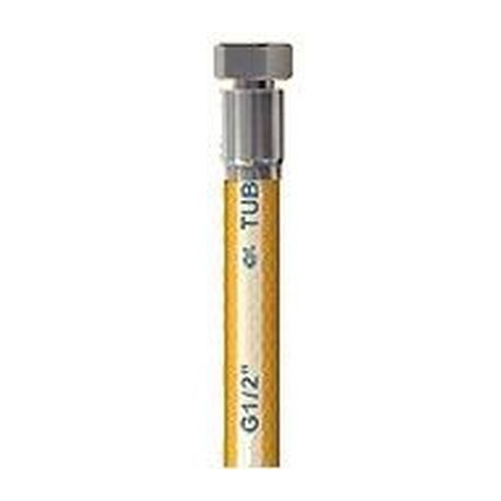 FLEXIBLE GAZ TUBOGAZ FF 1/2 - TIQ66079