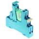 RELAIS 12VDC COMPLET ET SOCLE - TIQ76460