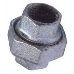 RACCORD UNION FLEXIBLE GAZ TUBOGAZ ENTREE 3/4F SORTIE 3/4F