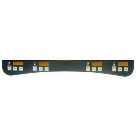 PLASTRON NINE800 - TIQ77777