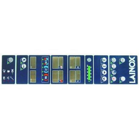 TIQ77799-PLASTRON ORIGINE LAINOX