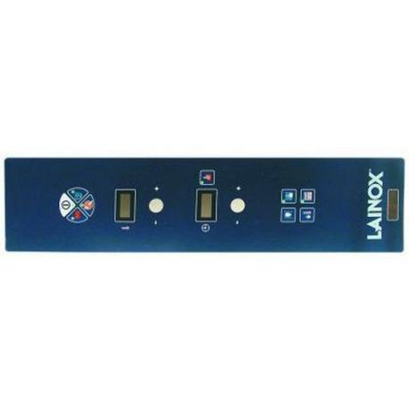 TIQ77701-PLASTRON ORIGINE LAINOX