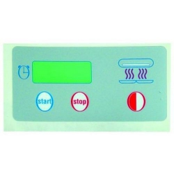 ADHESIF CARTE ELECTRONIQUE ORIGINE TECNOINOX